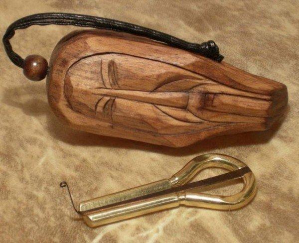 Футляр для варгана из дерева своими руками 70