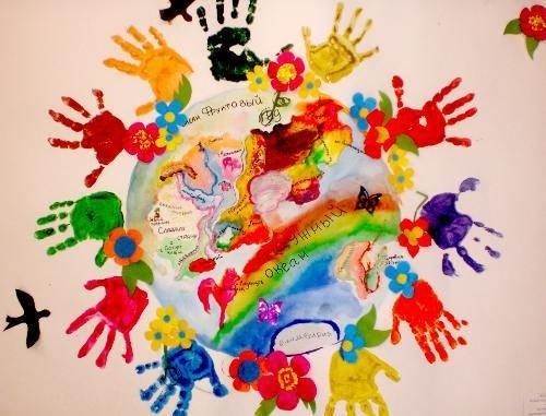 Конкурсы для детей рисунки и поделки 854