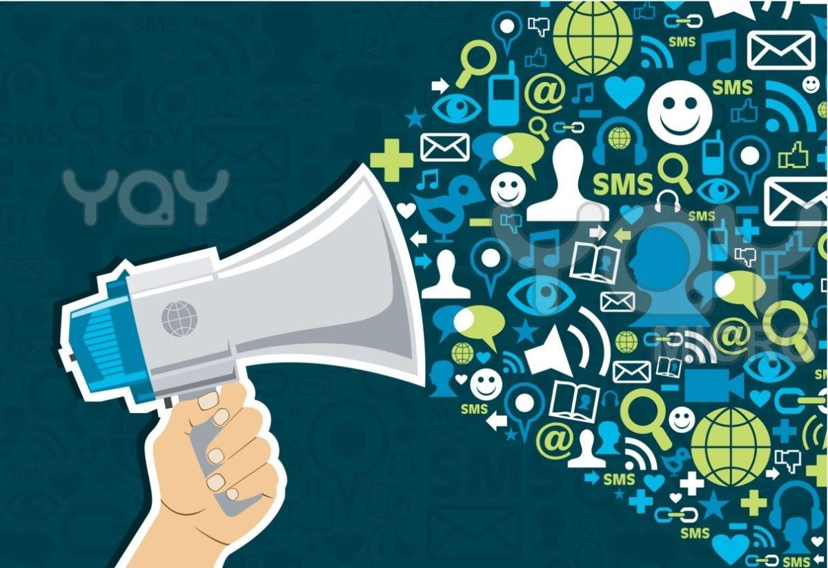 реклама и маркетинг картинки для презентации день рискуете