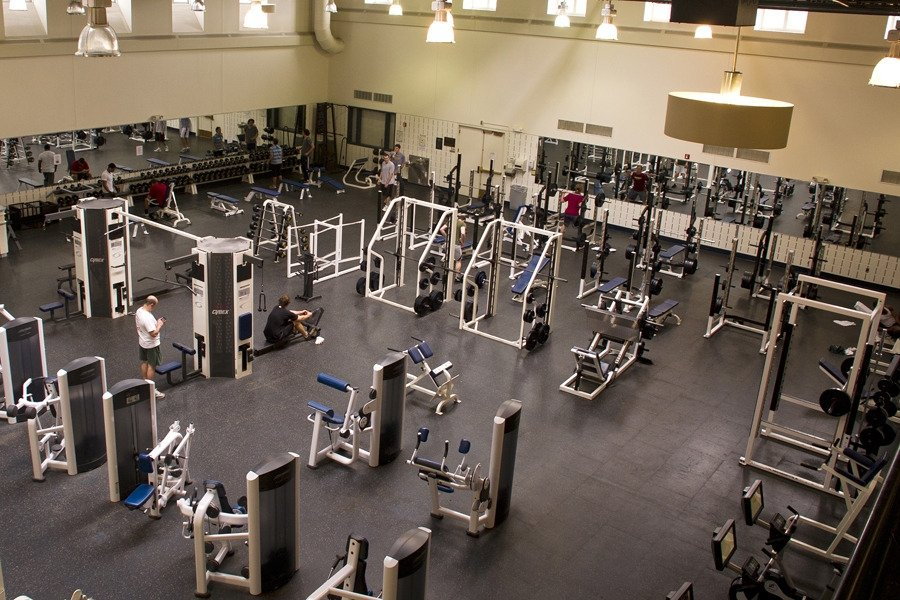 Business plan to open a gym