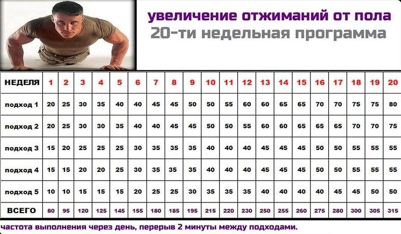 Как определить сколько подходов сделать за тренировку