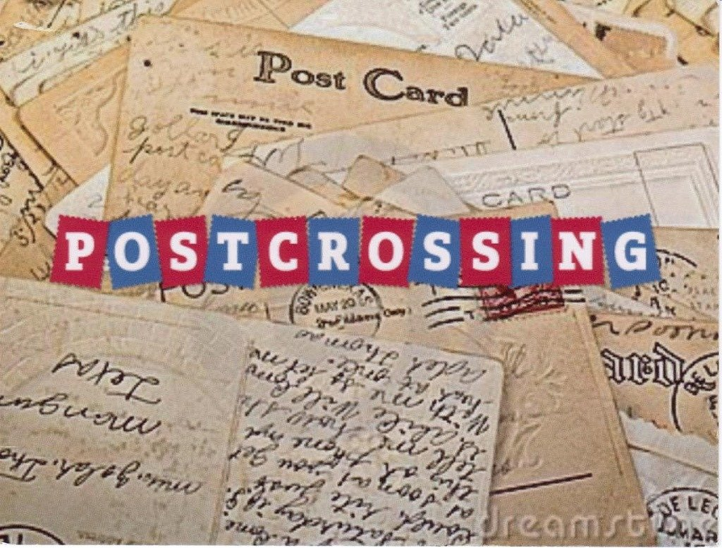 Посткроссинг послать открытку, днем