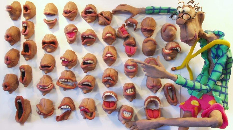 Как сделать персонажей сделать из пластилина