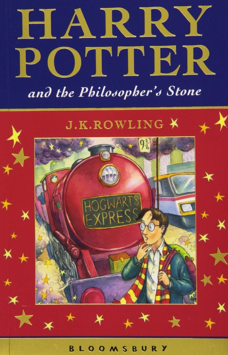 harry potter and the philosopher s stone J k rowling, harry potter and the philosopher's stone my favourite series and possible favourite book of all time are the harry potter series by jk rowling before i write this review can i.