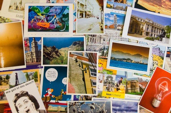 Почтовые открытки послали своим друзьям школьники из разных стран определите, днем