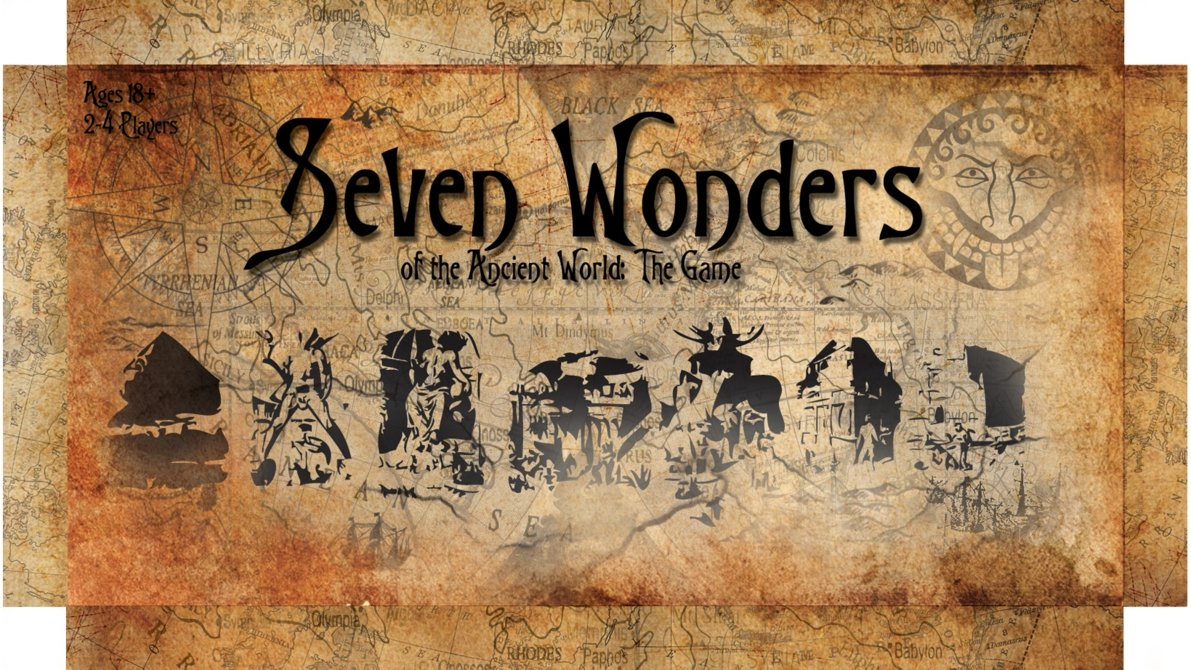 Seven Wonders of the Ancient World  Wikipedia