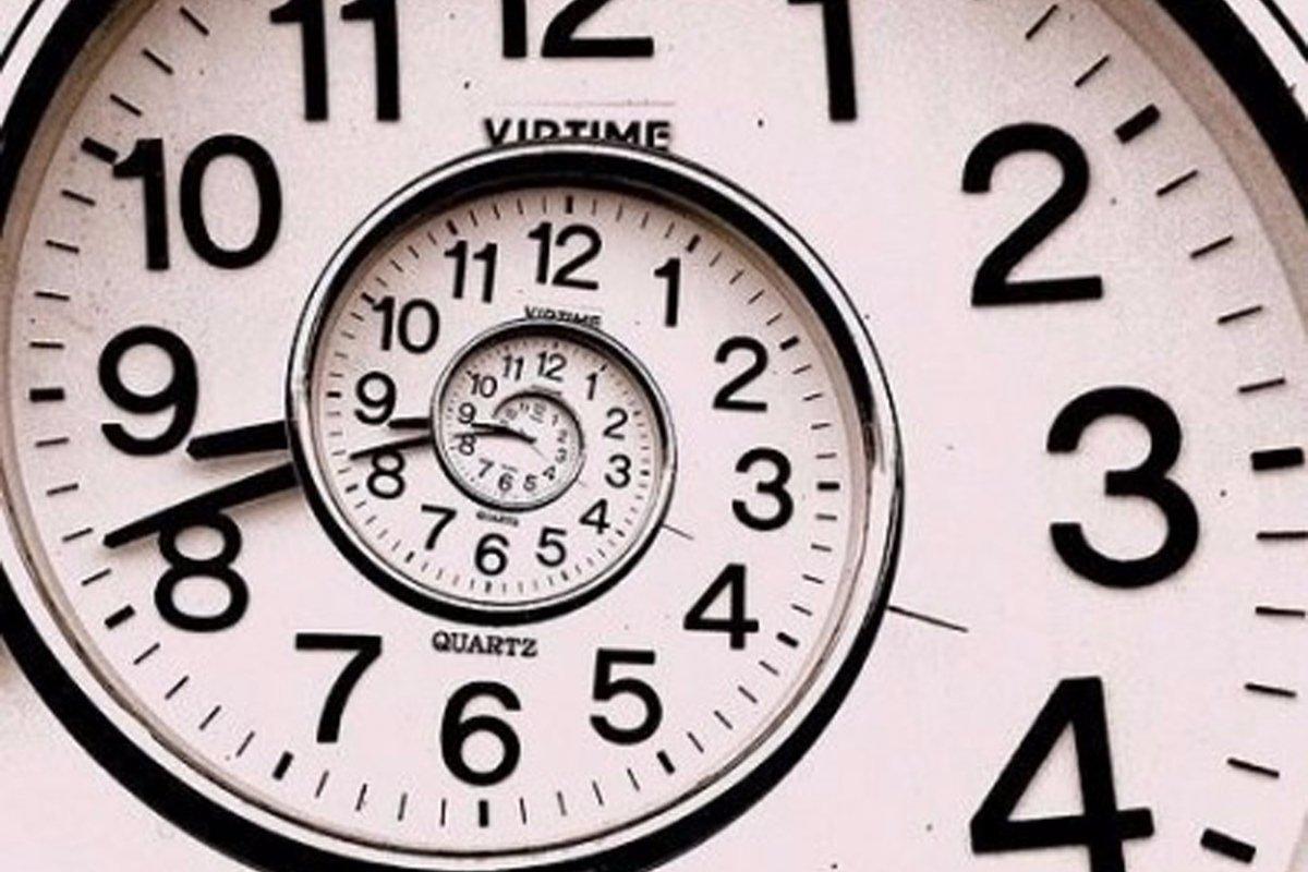 Понимание времени как безотносительной к чему бы то ни было текучести