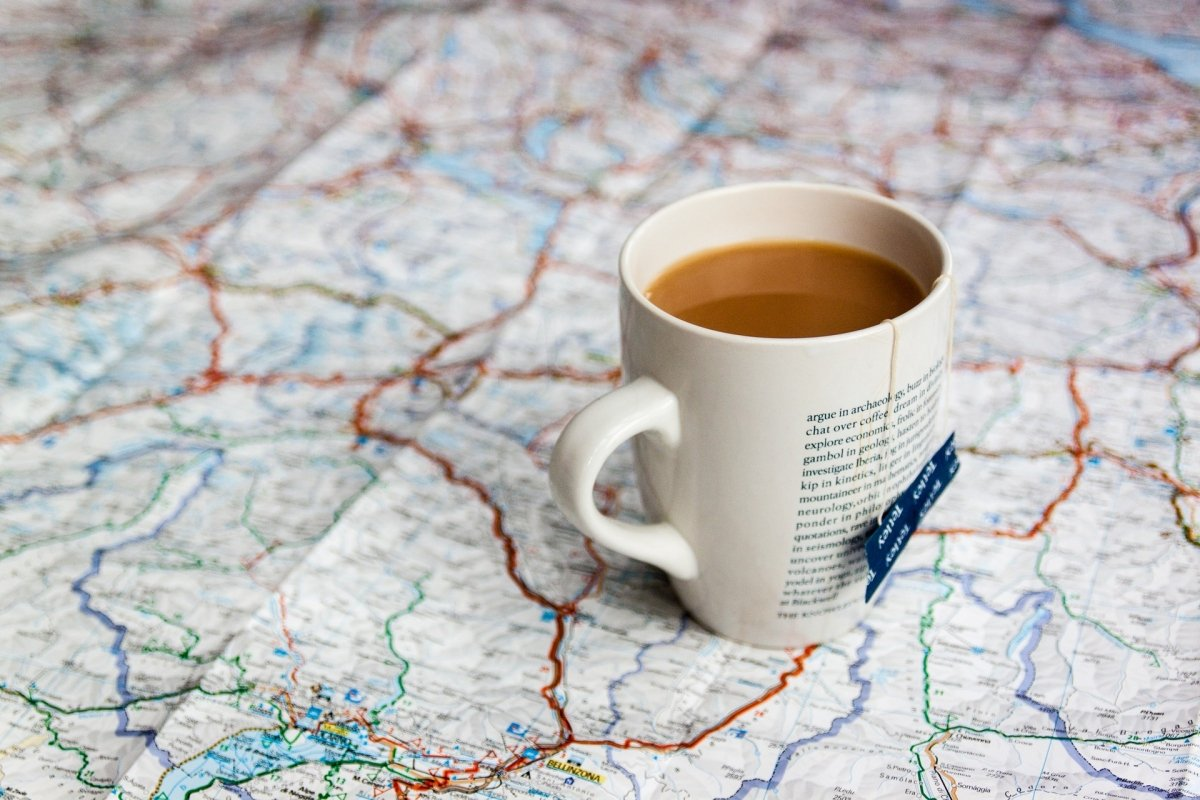 Картинки доброе утро с путешествиями