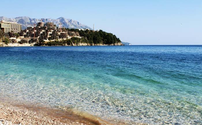 Погода в будве температура воды в море