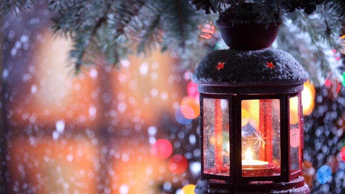 Картинки красивая зима новый год