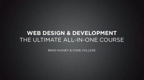 Пройти курс Ultimate Web Designer & Developer Course: Build 23 Projects! | Udemy