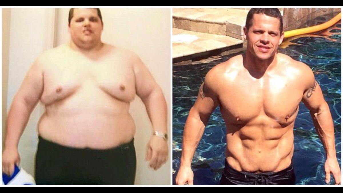 Как парню сильно похудеть