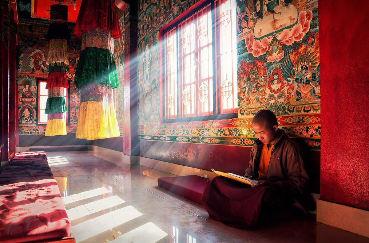 himalayan buddhist culture school - 990×742