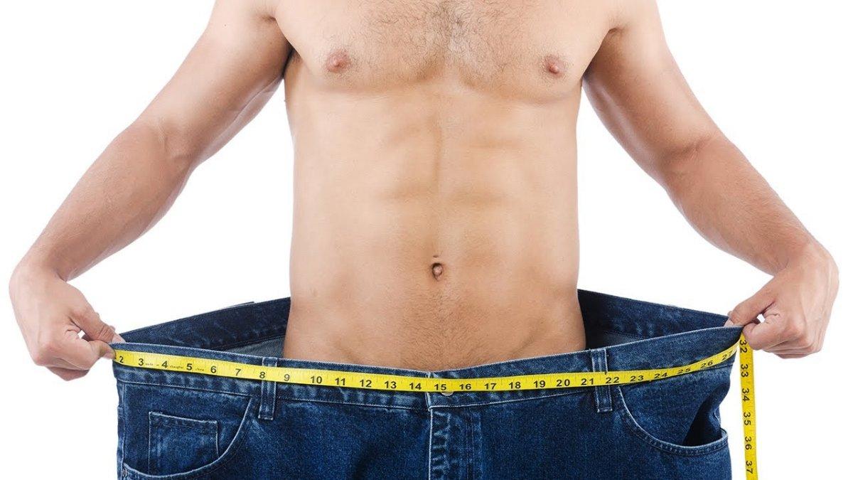 Как сбросить лишний вес дома мужчине